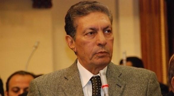 البرلماني المصري سعد الجمال (أرشيف)