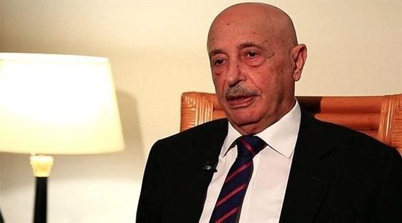 رئيس مجلس النواب الليبي عقيلة صالح(أرشيف)