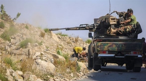 عناصر الجيش الوطني اليمني (أرشيف)
