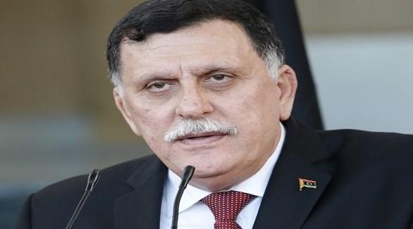 رئيس حكومة الوفاق في طرابلس فائز السراج (أرشيف)