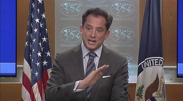 المتحدة باسم الخارجية الأمريكية روبرت بالادينو (أرشيف)