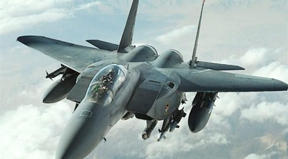 مقاتلة لطيران التحالف العربي (أرشيف)