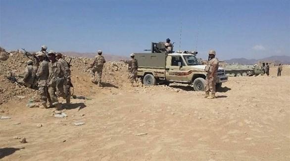 وحدة من قوات الجيش الوطني اليمني (أرشيف)