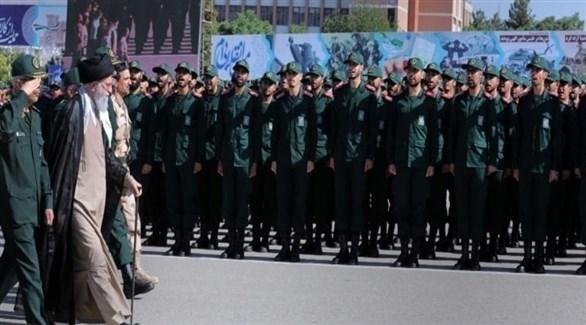 عناصر من الحرس الثوري الإيراني (أرشيف)