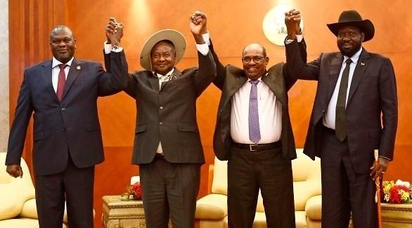 اتفاق السلام بين جنوب السودان والسودان (أرشيف)