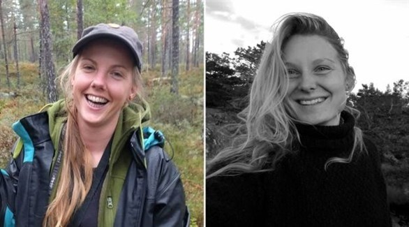 السائحتين النرويجيتين (أرشيف)