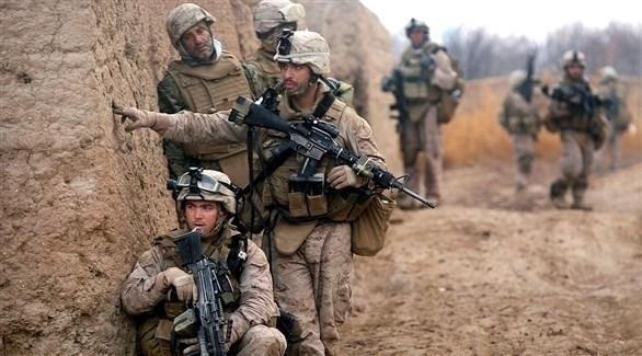 عناصر من الجنود الأمريكيين في أفغانستان (أرشيف)
