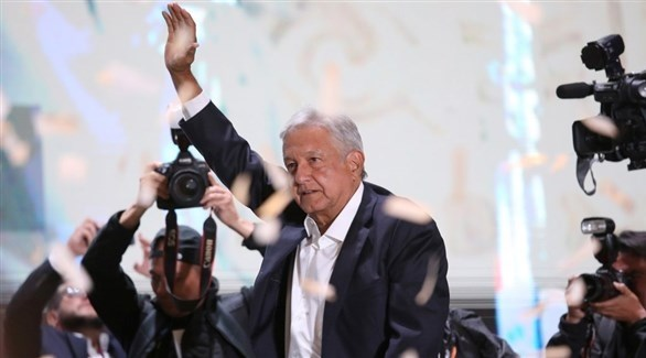 الرئيس المكسيكي أندريس مانويل لوبيز أوبرادور (أرشيف)