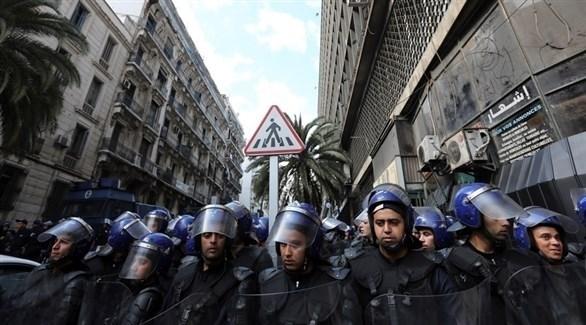 الأمن الجزائري (إ ب أ)