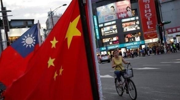 علم تايوان والصين (أرشيف)