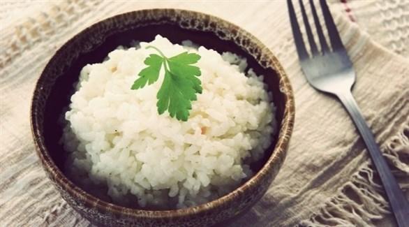 الحصة المثالية 100 غرام من الأرز (تعبيرية)