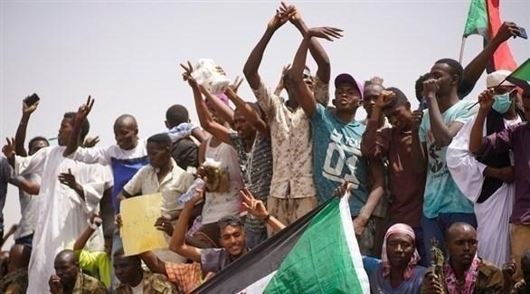 من احتجاجات السودان (إ ب أ)