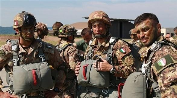 جنود في الجيش الإيطالي (أرشيف)