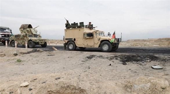 قوات الجيش الأفغاني تنتشر في جميع أنحاء البلاد للتصدي لهجمات طالبان (إ ب أ)