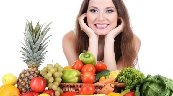 فيتامين سي في الفواكه والخضروات للوقاية من الأنيميا (تعبيرية)