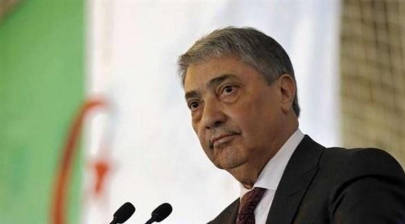 رئيس حزب طلائع الحريات الجزائري علي بن فليس (أرشيف)