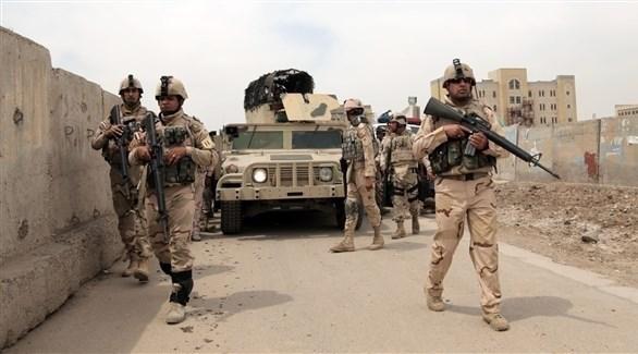 جنود في القوات العراقية المسلحة (أرشيف)