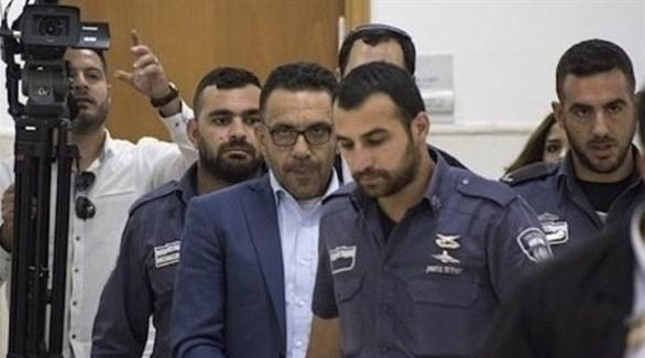 الشرطة الإسرائيلية تعتقل محافظ القدس عدنان غيث (أرشيف)