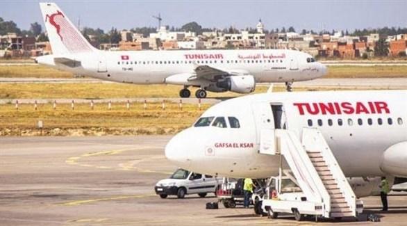 طائرات تابعة للخطوط الجوية التونسية (أرشيف)