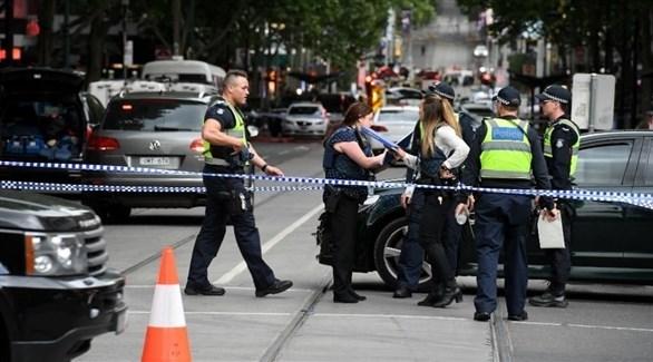 الشرطة الأسترالية تُطوق موقع هجوم سابق بإطلاق النار (أرشيف)