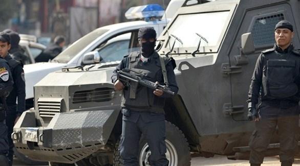عناصر من الأمني المصري (أرشيف)