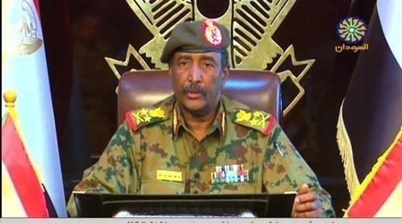 رئيس المجلس العسكري في السودان عبدالفتاح البرهان (أرشيف)