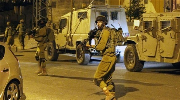 قوات الاحتلال في أحد شوارع الضفة الغربية (أرشيف)