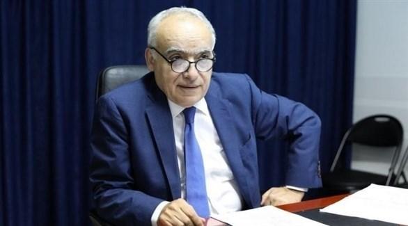 مبعوث الأمم المتحدة إلى ليبيا غسان سلامة (أرشيف)