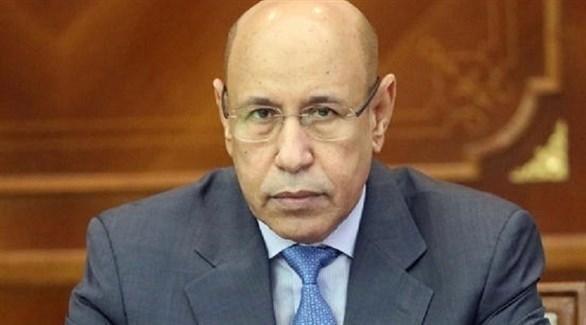 المرشح للانتخابات الرئاسية في موريتانيا محمد ولد الشيخ الغزواني (أرشيف)