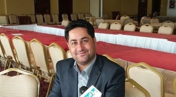 عضو مجلس النواب الليبي سعيد امغيب (أرشيف)