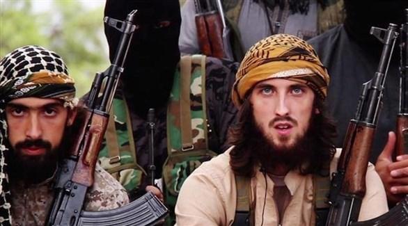 أحد المقاتلين الفرنسيين في صفوف تنظيم داعش في العراق (أرشيف)
