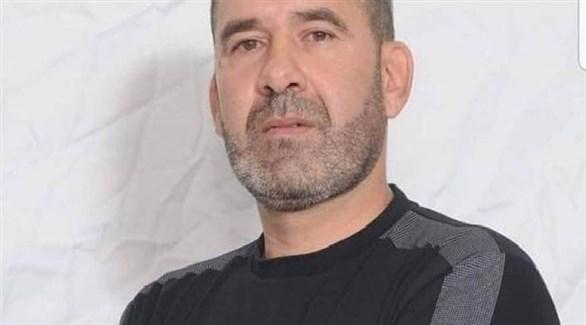 الأسير الفلسطيني خليل الشوامرة الذي أطلق سراحه من سجون الاحتلال اليوم (فيس بوك)