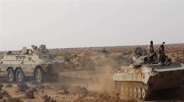 مدرعات للجيش اليمني (أرشيف)