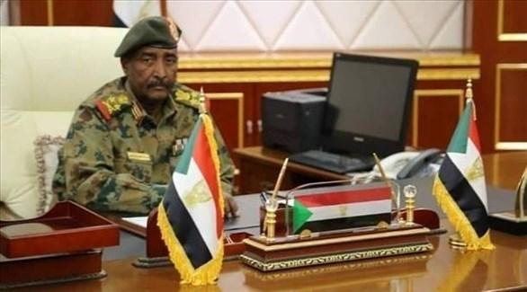 رئيس المجلس العسكري الانتقالي في السودان عبد الفتاح البرهان (أرشيف)