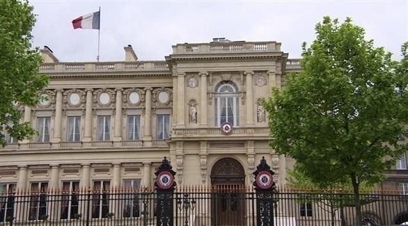 الخارجية الفرنسية (أرشيف)