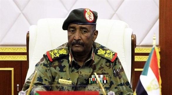 رئيس المجلس الانتقالي عبدالفتاح البرهان عبد الرحمن (سونا)