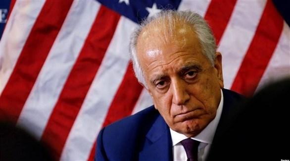 المبعوث الأمريكي الخاص للسلام في أفغانستان، زلماي خليل زاد (أرشيف)