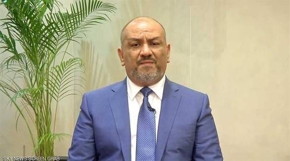 وزیر الخارجیة الیمني خالد الیماني (أرشيف)