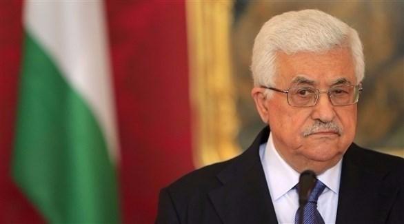 الرئيس الفلسطيني عباس (أرشيف)