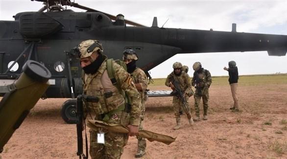 عناصر من الجيش العراقي (السومرية)