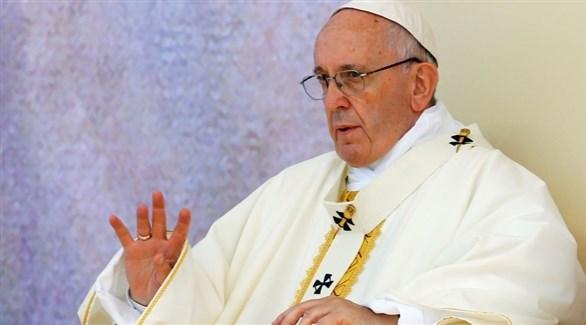 البابا فرنسيس الثاني (أرشيف)