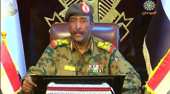 رئيس المجلس الانتقالي السوداني الفريق أول عبد الفتاح البرهان (أرشيف)