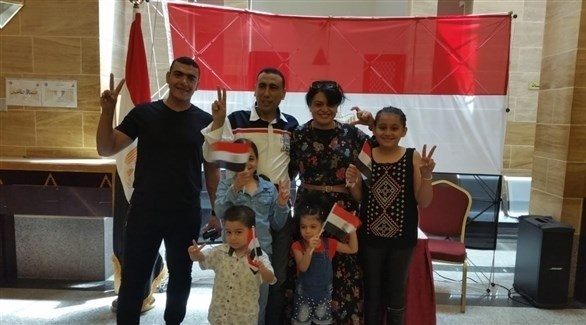 الاستفتاء على الدستور المصري (أرشيف)