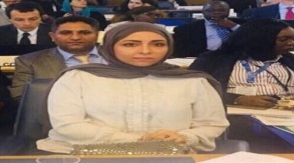سفيرة اليمن لدى إيطاليا أسمهان الطوقي (أرشيف)