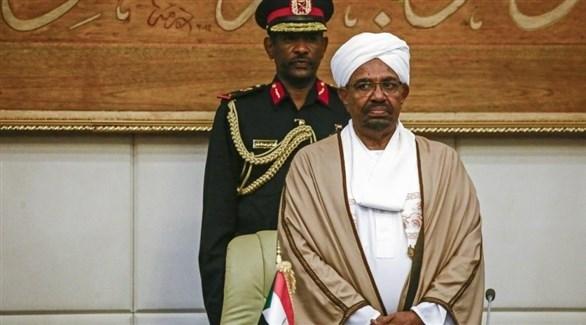 رئيس السودان المخلوع عمر البشير (أرشيف)