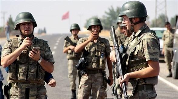 جنود أتراك (أرشيف)