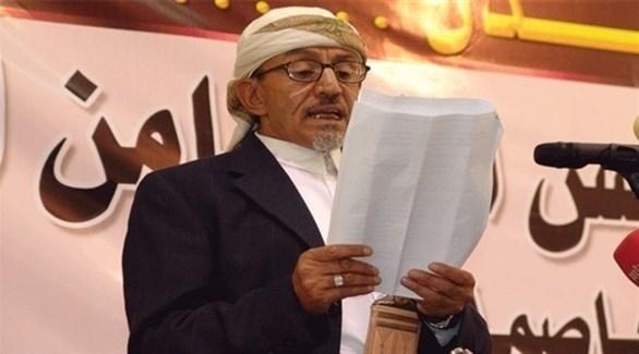 القيادي الإخواني محمد حسن دماج (أرشيف)