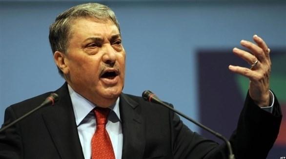 رئيس الحكومة الجزائري الأسبق علي بن فليس (أ ف ب)