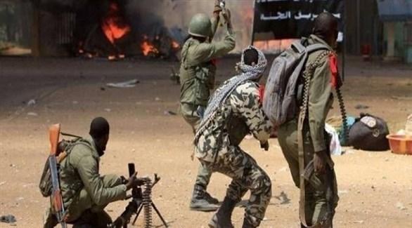 اشتباكات بين الجيش المالي ومسلحون (أرشيف)