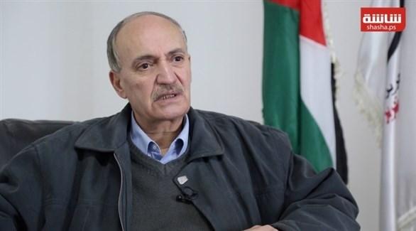 عضو اللجنة التنفيذية لمنظمة التحرير الفلسطينية واصل أبو يوسف (أرشيف)